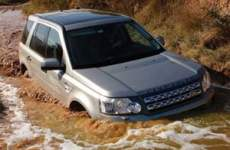 Review: Landrover LR2