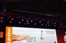 Lenovo reveals dual-screen smart watch, laser projector smartphone