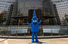 World's tallest tower Burj Khalifa introduces new mascot