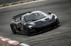 McLaren Readies For Middle East P1 Deliveries