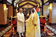 India and UAE: A firm handshake