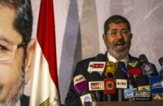 Brotherhood Hails Morsy President