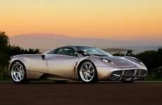 Car review: Pagani Huayra