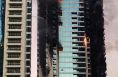 JLT Fire: Photo Round Up