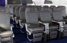 Lufthansa Unveils Premium Economy Seat