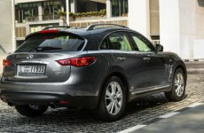 Infiniti's Global Name Change To Rollout In ME