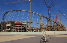 New film details lives of workers building Qatar's World Cup stadiums