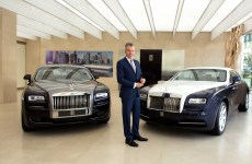 Middle East Sales Drive Rolls-Royce's Record Year
