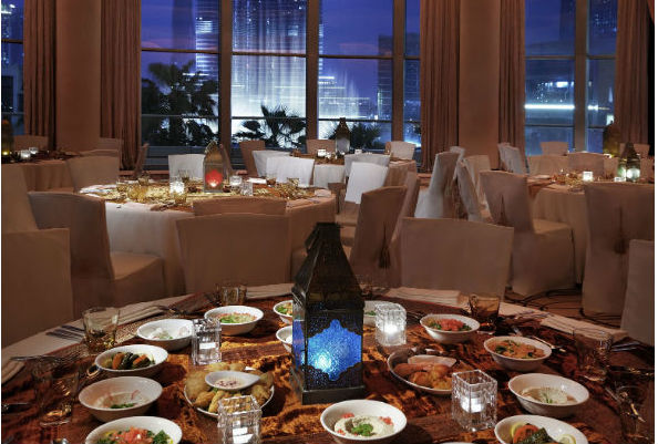 Ramadan at The Address Downtown Dubai