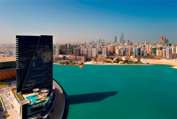 Rosewood Abu Dhabi AD skyline[1]