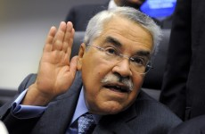 Saudi Oil Minister Says Market Fears Oil Shortages