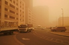 UAE weather authority warns of dust, rain