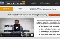 Saxo Bank Launches Social Trading Website