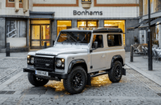 Qatari bidder buys Land Rover Defender for $600,000 in charity auction