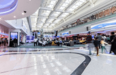 Dubai International passenger traffic up 8.8% in Feb
