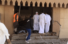 Saudi releases identity of mosque suicide bomber, pledges further action