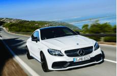 Car Review: Mercedes-AMG C63 S Coupé