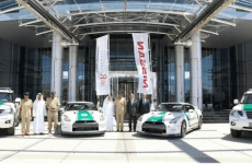 Video: Nissan GTR, Nissan Patrol latest to join Dubai Police fleet