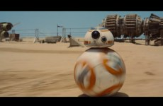 Abu Dhabi Desert Showcased As Star Wars VII Trailer Releases