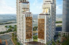 Dubai's Deyaar Awards Construction Contract For Atria Project