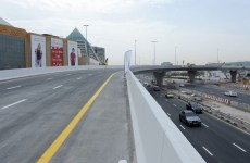 Three-lane bridge opens to clear Bur Dubai tailbacks