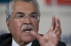 OPEC Split On Whether Naimi For Or Against Oil Output Cut