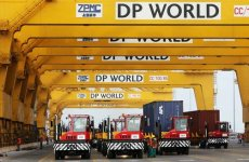 Dubai's DP World Q1 Consolidated Container Volume Up 9.1%