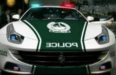 Dubai Police Adds Ferrari FF To Its Fleet