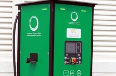 Electric vehicle chargers now at petrol stations in Dubai