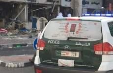 Gas pipeline burst at Dubai eatery injures one