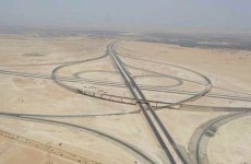 New Dubai-Abu Dhabi highway set to open by year-end