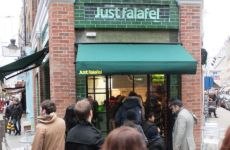 Dubai's Just Falafel Plans 20 New UK Stores In 2013