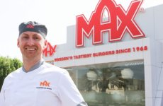 """I Eat A Burger Everyday,"" Says Max Burger CEO"