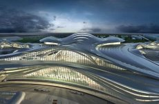 Abu Dhabi's new Midfield terminal now 86 per cent complete