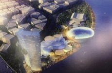 New Dubai projects unveiled: Vertical Industrial City, Dubai Stairs and Safari Golf