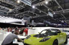 TAQA Sells Tesla Motors Stake
