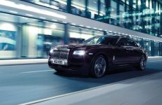 Rolls-Royce Launches Limited Edition Ghost V-Specification
