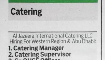 Hiring in UAE 5x jobs New Store | Gulf Career Hunt