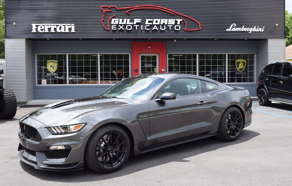 2016 Ford Shelby Mustang GT350 Limited Edition Gulf