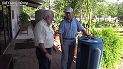 Mike Mendeck and Bob Dailey discuss rainwater harvesting (video)