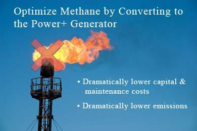 Resultado de imagem para flare and methane