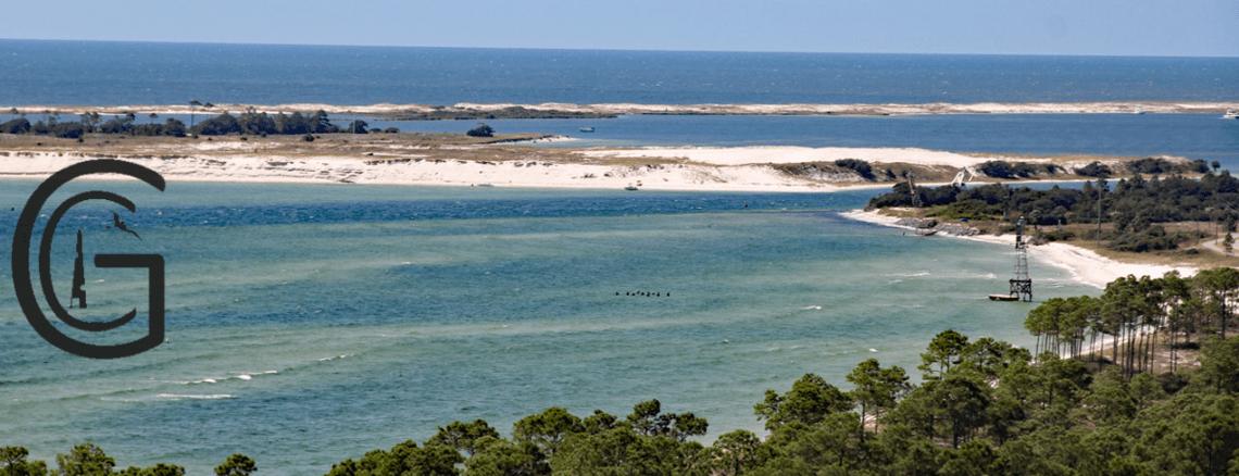 Pensacola Lighthouse Beach Front