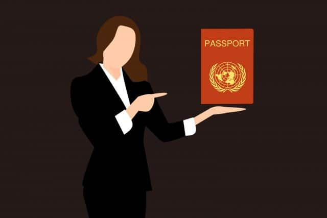 how to add spouse name in the passport