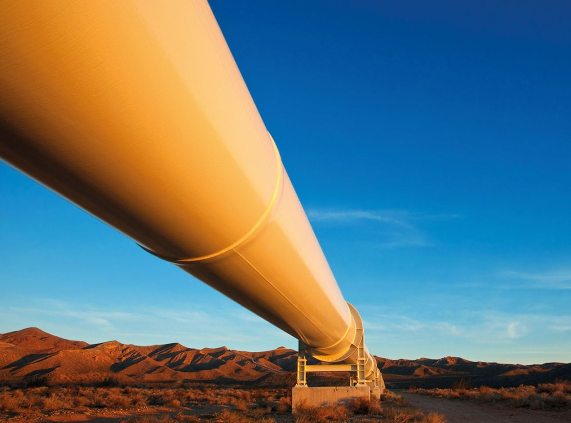 ExGo has been installed across an 800km stretch of the Sudanese oil pipeline.
