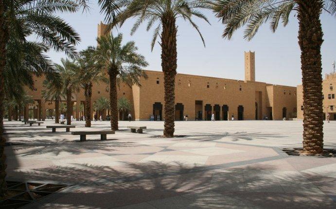 ساحة الصفاة، وسط الرياض، يتم بِهذه الساحة إعدام المحكوم عليهم بعد صلاة الجمعة.