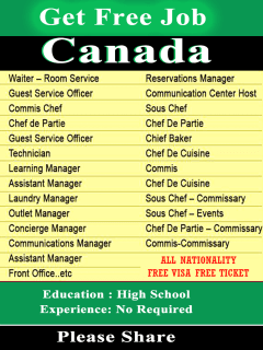 Basic Administration Jobs in Canada Free Online Application