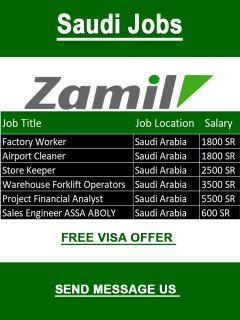 Zamil group jobs | Latest Job in Zamil group