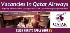 Qatar Airways Jobs || Cabin Crew & Cabin Services