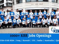 KBR Job Openings 2022