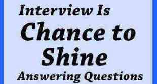chance to shine